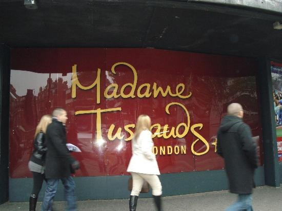 The Wax Museum..London