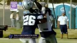 Dez Bryant gets into a fist fight with a teammate at training camp [Videos]