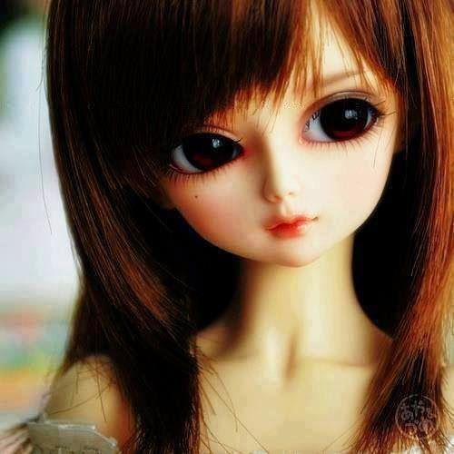 Top 40 Cute Dolls Facebook Profile Pictures For Girls