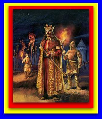 Vlad III Dracula,viovode of Wallachia