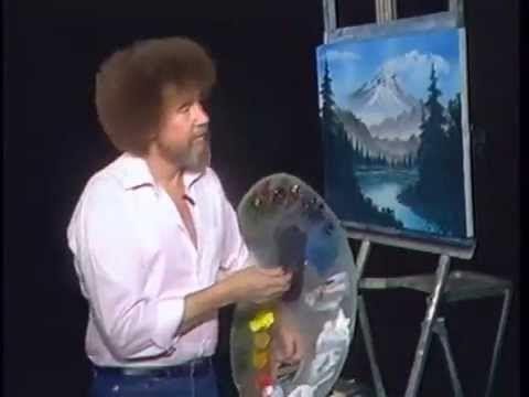 Bob Ross - Mystic Mountain - The Joy of Painting (Season 20 Episode 1) - YouTube