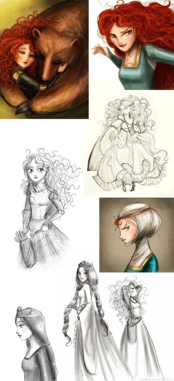 It's a Disney World - I think I have a crush on a Disney Princess..