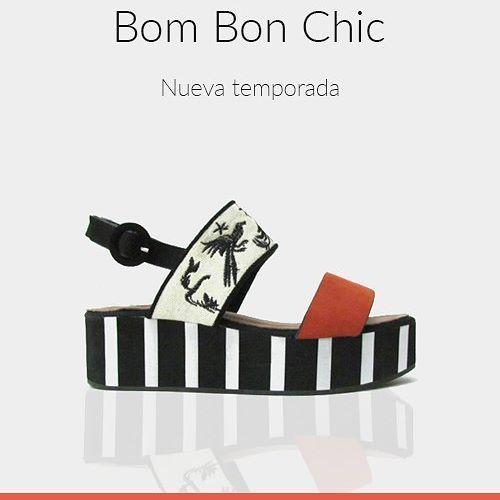 Entra en Bombonchic.es !! Siempre a la moda :) #bombonchic #shoes #design #zapatos #calzado #ropa #ropamujer #mujer #zapatosbaratos #moda #trendy #cool #bloguera #blogger  #sandalias #bailarinas #botines #style #mode #elche #madrid #barcelona #bombon #instagood #instagram #instafeel #instashoes