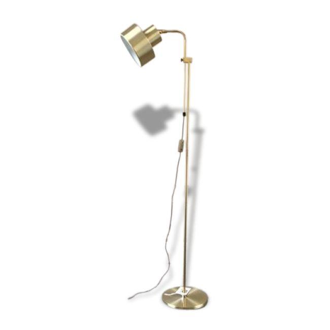 Lampadaire Laiton Laiton Dore Bon Etat Scandinave 89591 Deco Vintage Lampes De Table Lampe