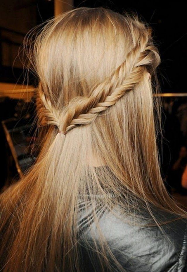 braided hairstyles for long hair 2014