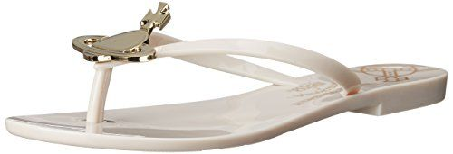 Vivienne Westwood Women's Harmonic Flip Flop, Beige, 8 M US >>> Learn more by visiting the image link.
