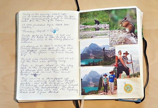 When you think of camping gear you probably think of things like sleeping bags, cast iron pans, and hot dog roasting sticks. But your most important gear, by far, is your camping trip planner. The best system I've found is to use a Bullet Journal to plan a camping trip.