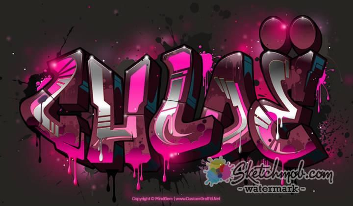 Need a name or logotype in graffiti style?  I'll draw graffiti texts and characters on commission. High resolution, crisp detailed and ready for print or publishing. Full commercial copyright is included with your order!  Fonts ($10 per letter) The idea for this service is to offer a wide range of font styles, everything from bubbly to wild style. However my target group is commercial businesses so I put down a lot of effort to make my graffiti legible and not too crazy.  See all font styles…