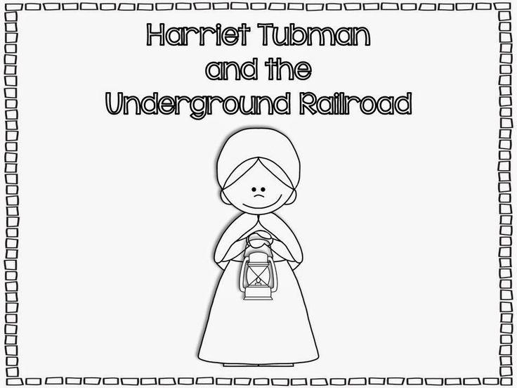 Black History Month : Harriet Tubman
