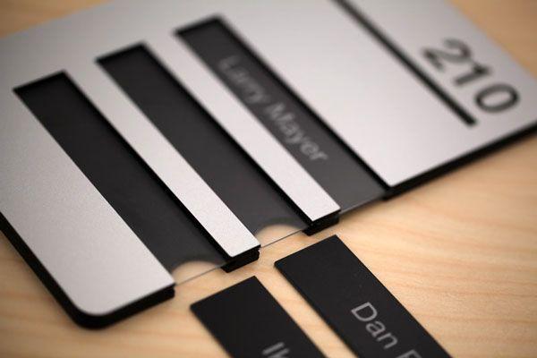 Office Door: Free Printable Office Door Name Plates