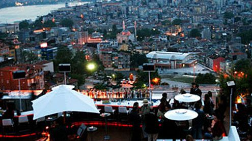 NuPera brings together alternative entertainment venues, NuPera Restaurant and Bar, NUCLUB, NUTERAS, Moreish and Lilbitz in the 200 years old Petit-Caps Passage in Pera İstanbul.