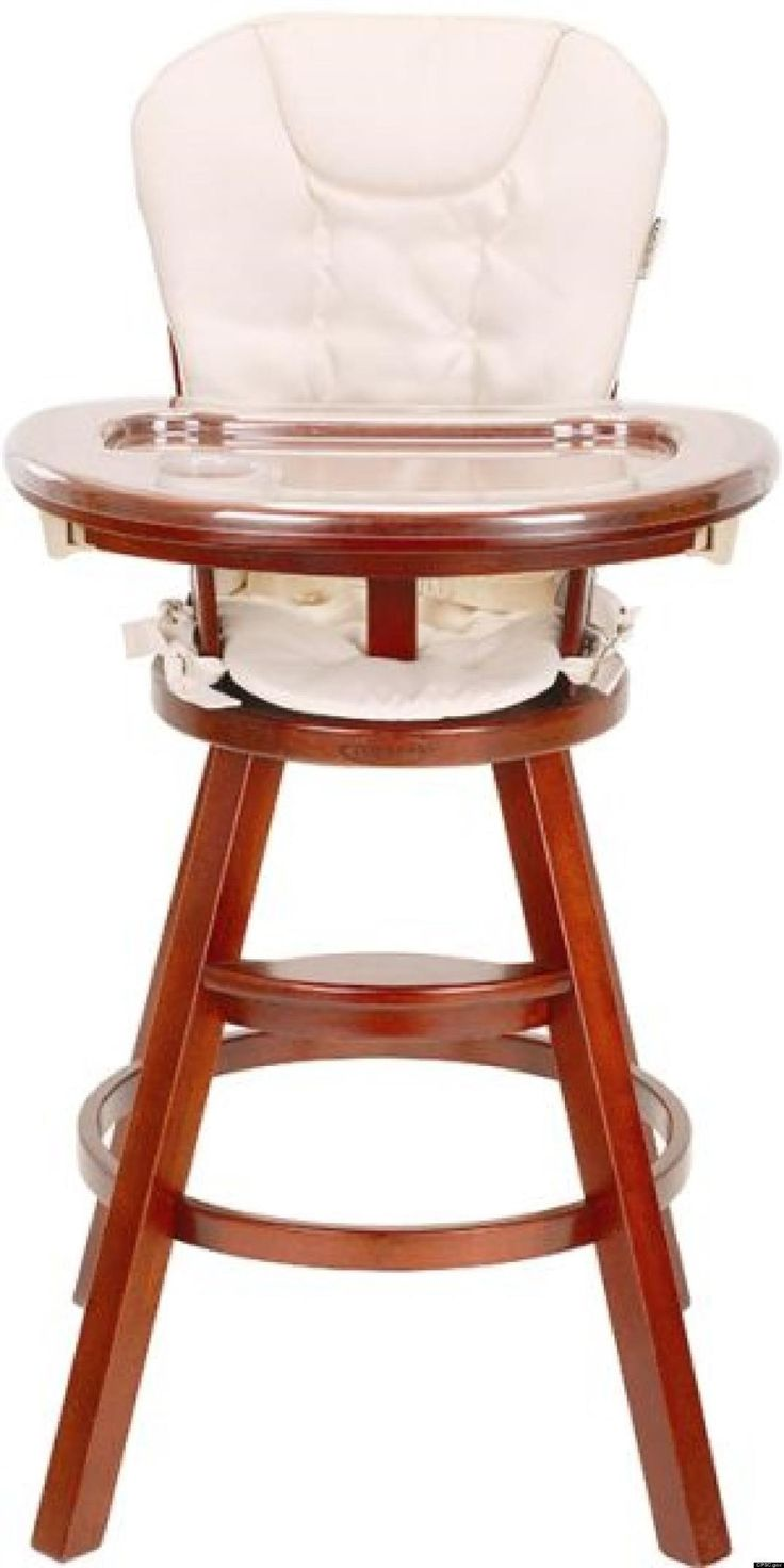 25 unique Wooden high chairs ideas on Pinterest  Wooden