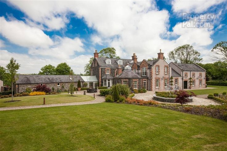 Foxleigh Hall, 97 Villawood Road, Dromore · Red Brick HousesNorthern ...