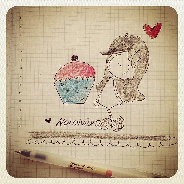 @Iaia Guardo ci invita tutti a partecipare al #fundraisingfriday e comprare i #cupcake per Vidas!
