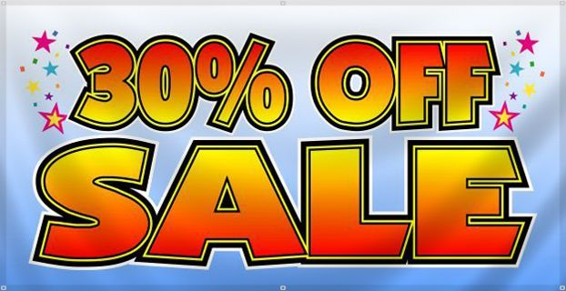 How much is 30% off, 40% off?   Doing Percentages in Your Head