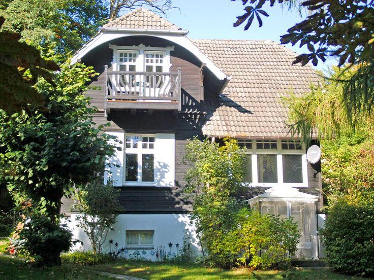 Ferienhaus Villa Charlotte  - Ferienhaus Villa Charlotte Zinnowitz