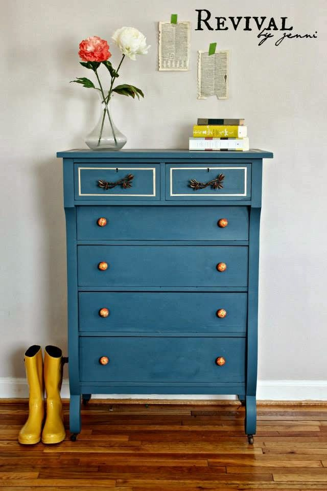 Gold Paint On Furniture