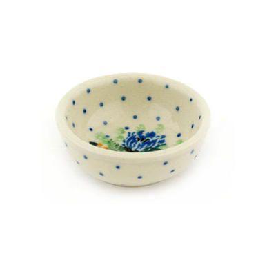 Polish Pottery 2-inch Mini Bowl | Boleslawiec Stoneware | Polmedia H5519C | Polmedia