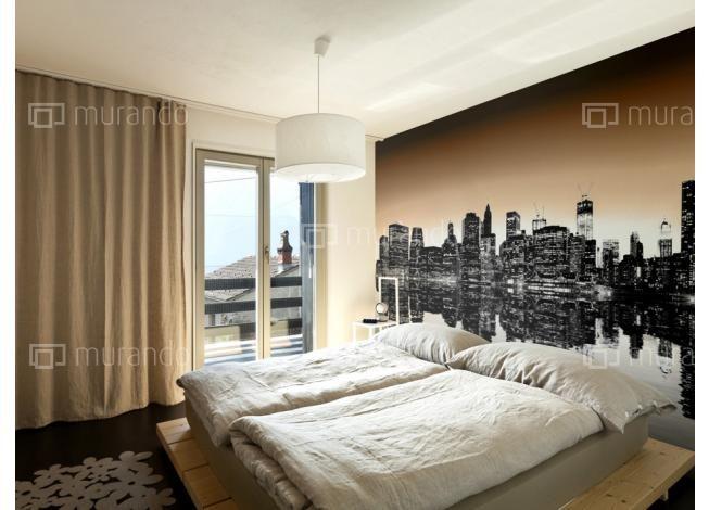 3D fototapeta velkoměsto #bigcity #newyork #3Dwallpaper #modernhome