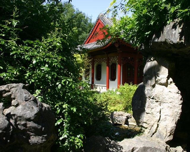 Chinese tuin Hortus Haren (Gr.)
