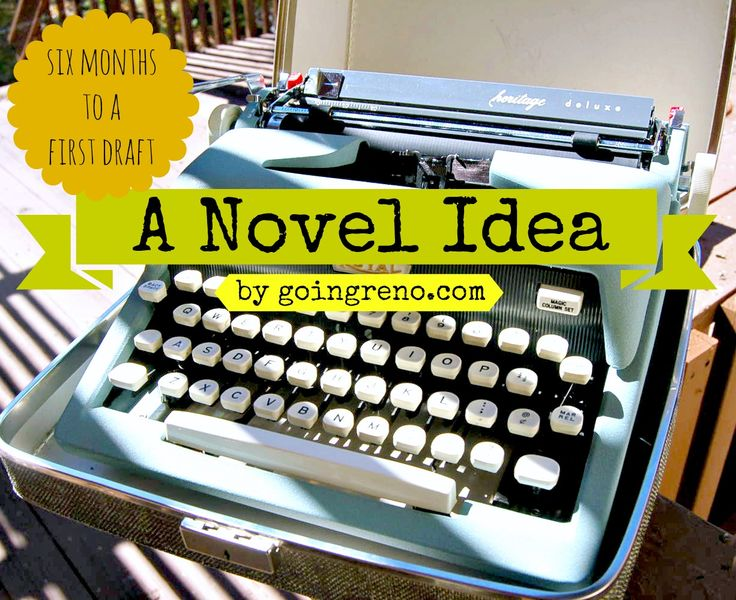 A Novel Idea starts January 1--if 'write a novel' is on your resolution list for 2015, this will help you reach that goal in six months. You'll get lessons and encouragement and accountability. Come do this thing with me.
