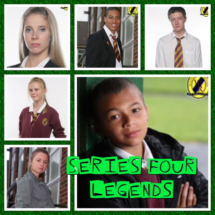 Series Four Legends