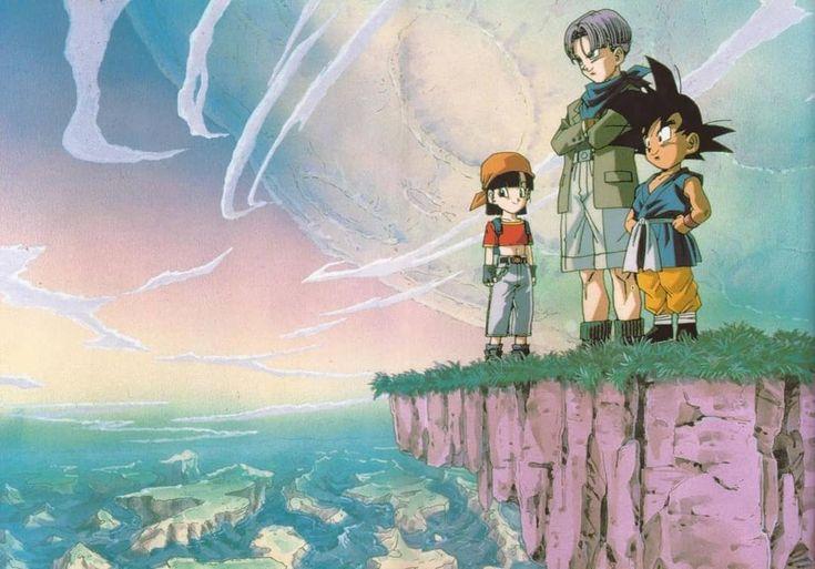Dragon Ball GT Poster Book No 3 Planeta de Agostini 1998 #DragonBallGT #DragonB…