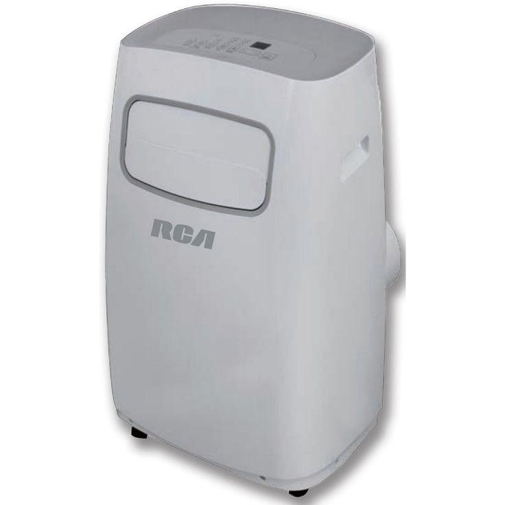 RCA RACP1204 3-in-1 Portable 12000 BTU Air Conditioner - RACP1204