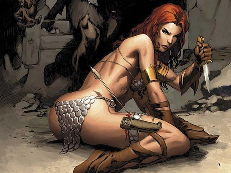 red sonja porno mexican