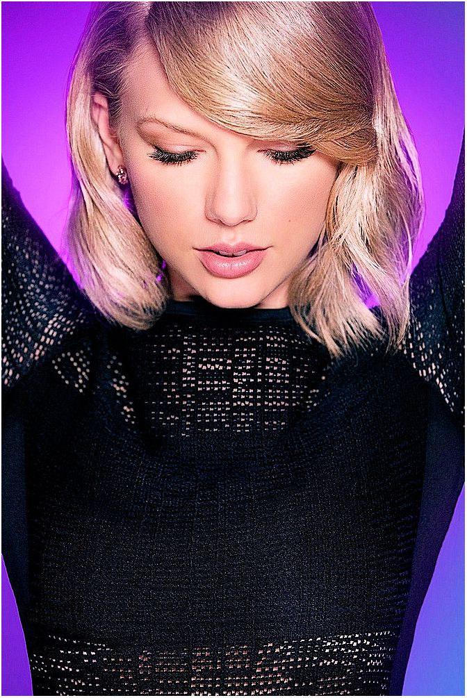 Taylor Swift – '1989' for US Weekly Magazine 2016