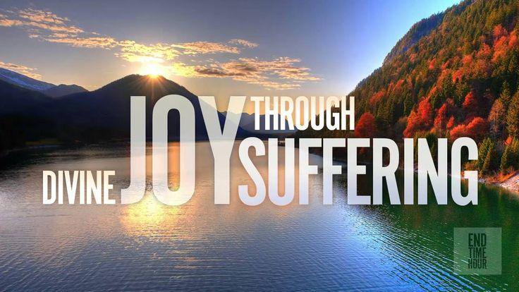 Divine Joy Through Suffering