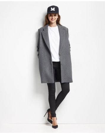 Moss Copenhagen Wolly coat