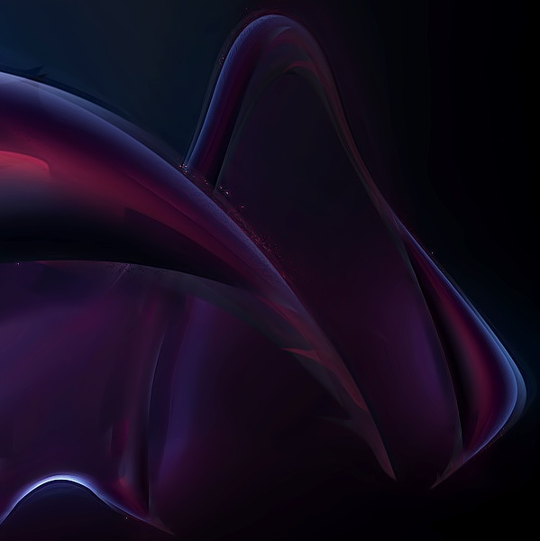 Lonely Whale by Simas Aleksandravičius, via Behance