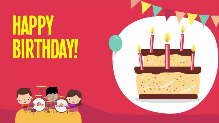Happy Birthday Song Lyrics | Happy Birthday To You Dance Party Song | Nu...