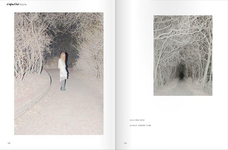 // ANTI-ANTIPODES in Superior Mag featuring OVNA OVICH - Escapist Dress
