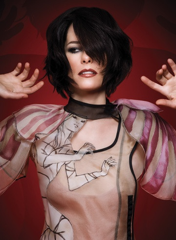 Parker Posey - By Mike Ruiz