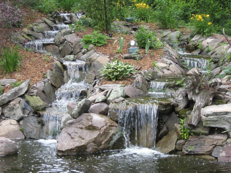 33 Best Images About Pondless Waterfalls On Pinterest