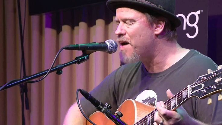 Shawn Mullins - Lullabye (Live Bing Lounge)