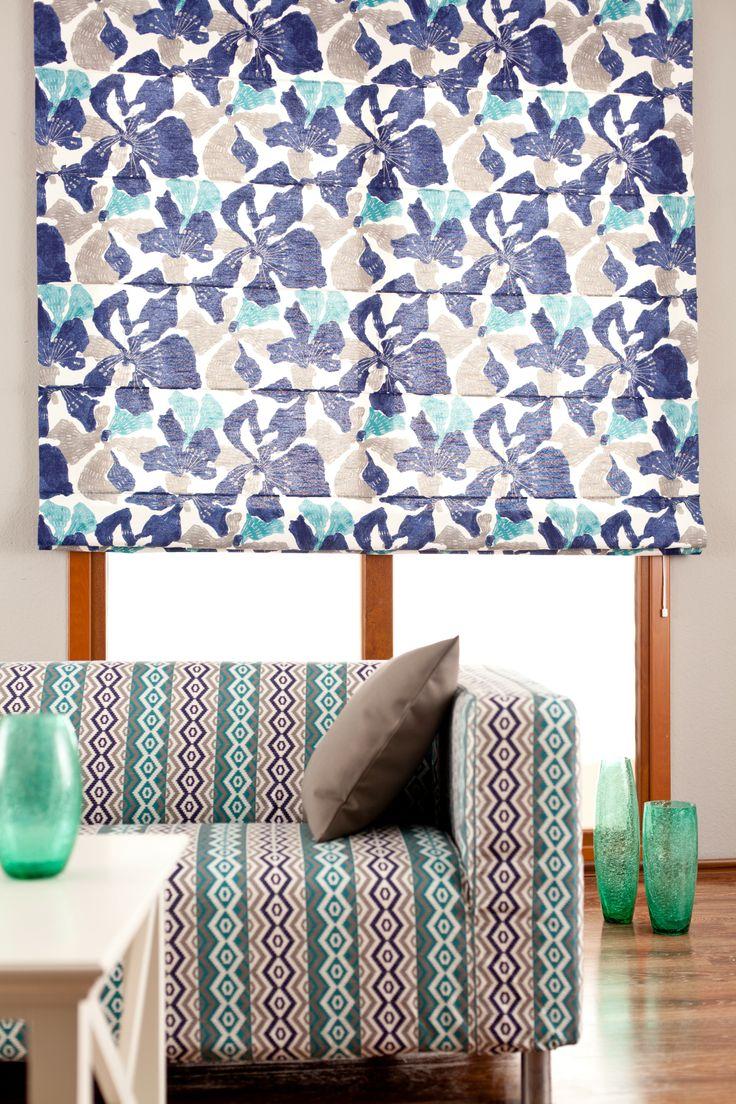 Ein flippiges Muster für Sofa #Klippan