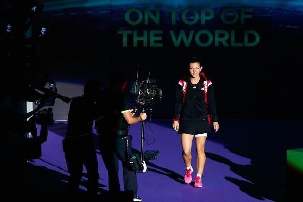 Simona Halep WTA Finals