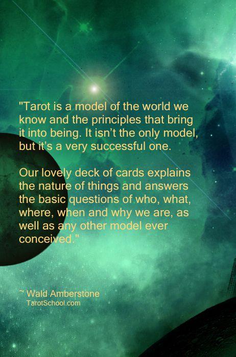 54 Best Tarot School Quotes Images On Pinterest