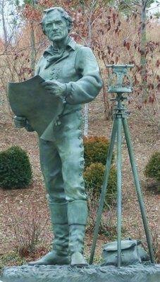 Abraham Lincoln  #topografo #topografia #landsurveyor #topographie #geomatic #geometra #agrimensor   www.topografia.bgonavarro.es