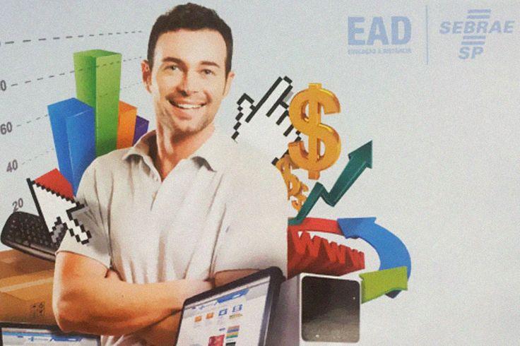 30 cursos online gratuitos oferecidos pelo Sebrae   #CatracaLivre, #CursoOnline, #Empreendedorismo, #NovoNegócio, #SEBRAE