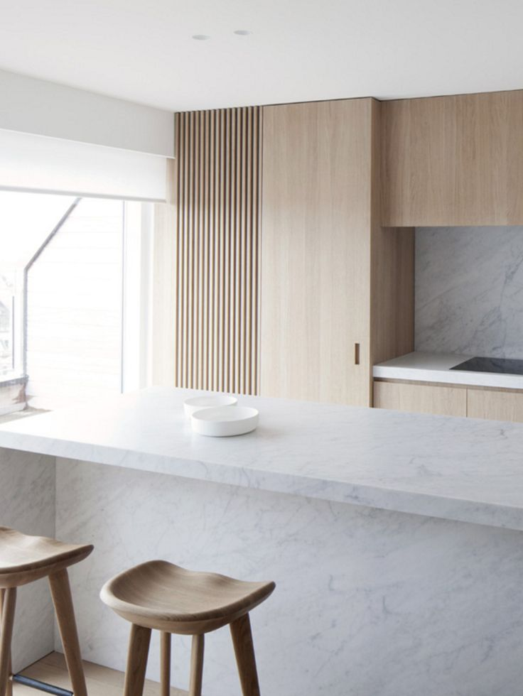 Is To Me | Interior inspiration | Marble and wood | penthouse D-M rolies + dubois