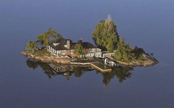 Những ngôi nhà tuyệt đẹp trên mặt nước - Pokedecor.vn