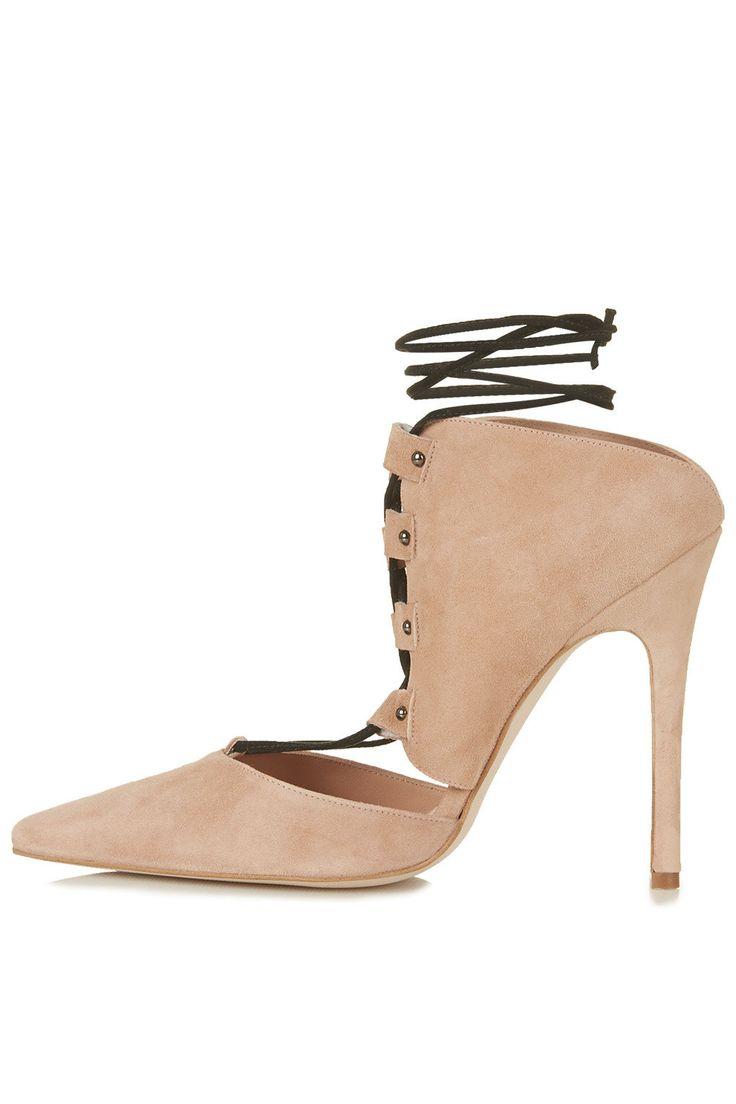 PERFECT Premium Ghillie Shoes - Topshop
