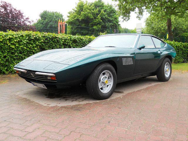 Intermeccanica Indra Coupe 5.4 (1973) Ford-V8