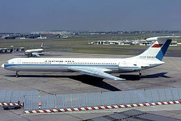 1972 ♦ October 13 – Aeroflot Flight 217, an Ilyushin Il-62, crashes on approach to Sheremetyevo International Airport in Moscow, USSR. All 174 passengers and crew on board are killed.