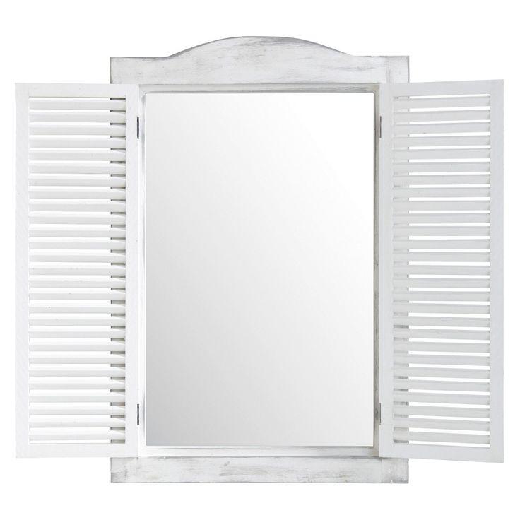 Espejo persiana Océano