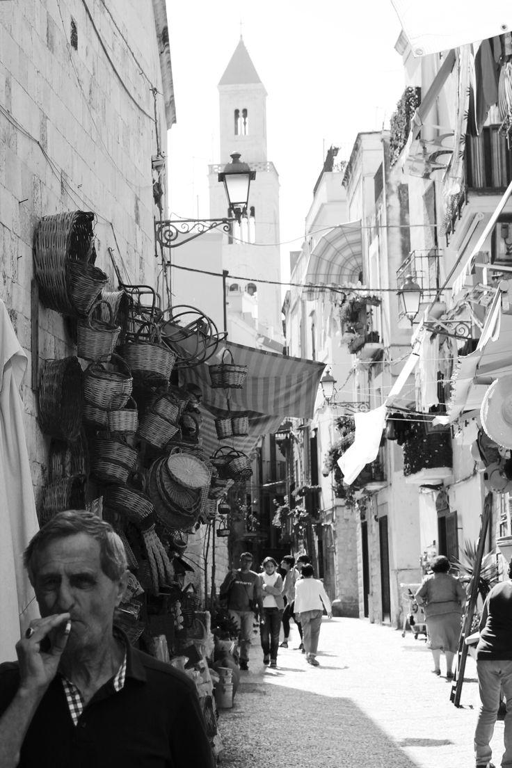 Old Bari, Italy